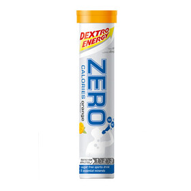 Dextro Energy Zero Calories Urheiluravinto Orange 20 Tabs